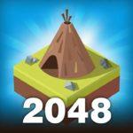エイジオブ2048:都市文明建設パズルゲーム アイキャッチ画像