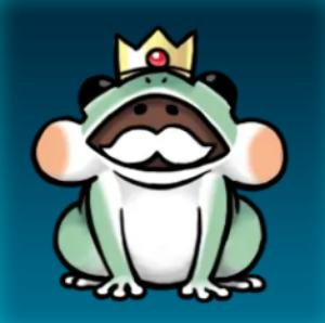 【元祖なめこ栽培キット】蛙の王様なめこ